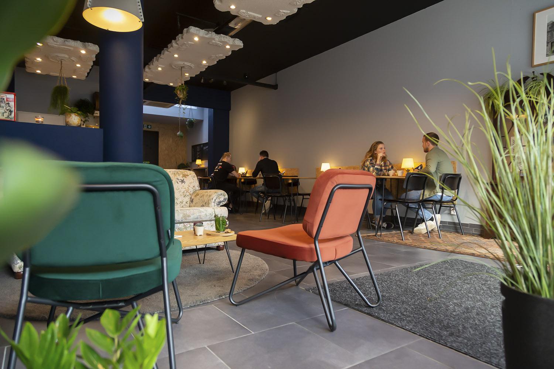 Lunchroom De Blauwe Tram Haarlem